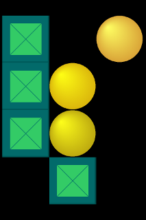Figure 2 - Tiles<br>and globes<p>